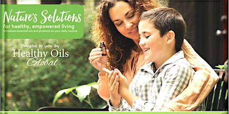 Natures Solutions for Healthy, Empowered Living.  tickets