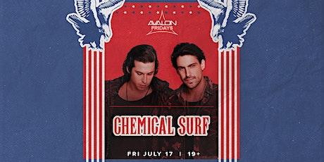 Avalon Fridays: CHEMICAL SURF - U.S. TOUR tickets