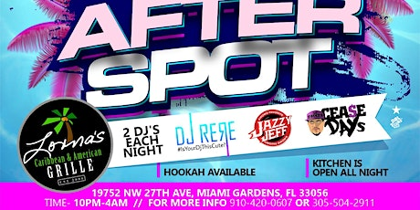 The After Spot tickets