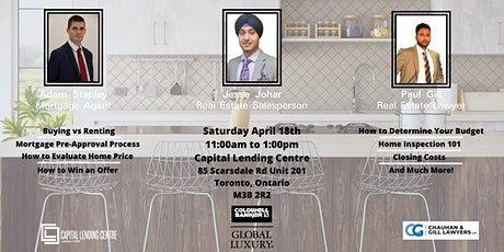 Brunch & Learn - First Time Home Buying Seminar tickets