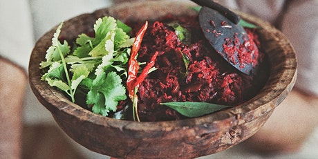 South Indian Cooking Class & Lunch tickets
