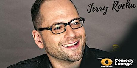 Jerry Rocha - June 27 tickets