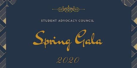 Annual Spring Gala tickets