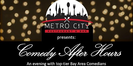 Comedy After Hours tickets