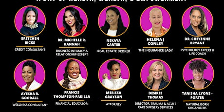 Women Elevating Women: A Day of Health, Wealth & Empowerment tickets