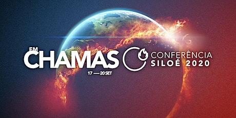 Conferência Em Chamas 2020 ingressos