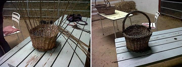 Tinahely Farm Shop - Basket Making Course image