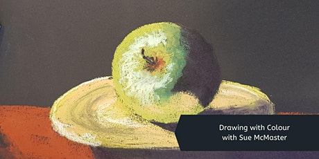 Drawing with Colour with Sue McMaster (Mon, 8 Week Course) Postponed tickets