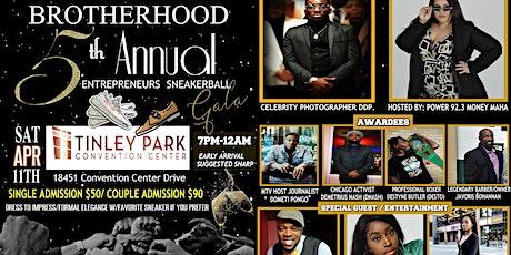 5th Annual Brotherhood Entrepreneurs Sneaker Ball Gala tickets
