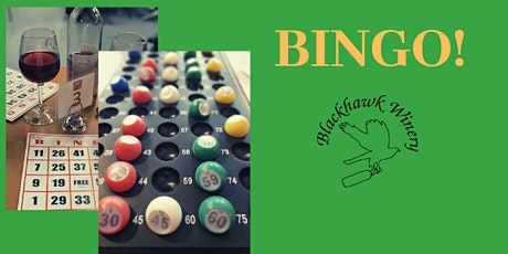 Game Night -- Bingo tickets