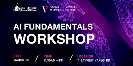 AI and Machine Learning Fundamentals tickets