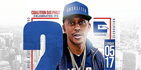 Coalition DJs Philly 2nd Year Anniversary tickets