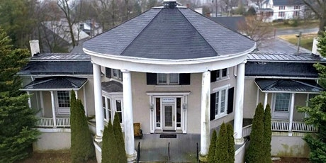 Dinner With A Ghost Benefit for The 1870 Octagon Mansion at 585 tickets