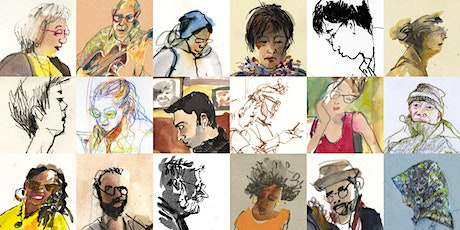 Hacks for Sketching Faces tickets