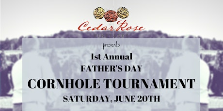 First Annual Father's Day Cornhole Tournament tickets