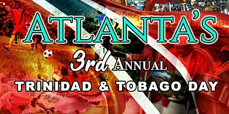 3rd Annual Trinidad and Tobago Day tickets