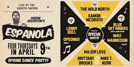 Aaron Goldstein's Espanola w Lenny Bull and Opeongo tickets