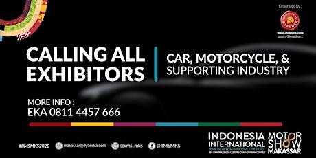 INDONESIA INTERNATIONAL MOTOR SHOW IIMS MAKASSAR tickets