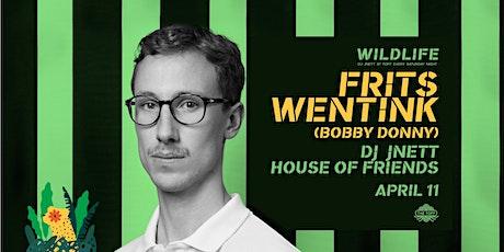 Wildlife ft. Frits Wentink (NL) & DJ Jnett tickets