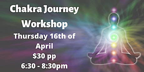 Chakra Journey Workshop tickets