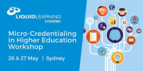 Micro-Credentialing in Higher Education Workshop Sydney tickets