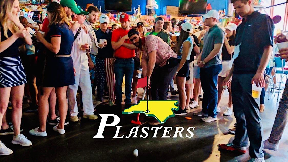 5th Annual Plasters Bar Crawl
