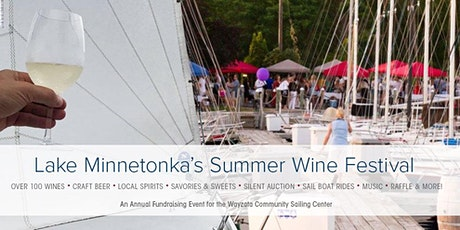 Wine on Wayzata Bay tickets