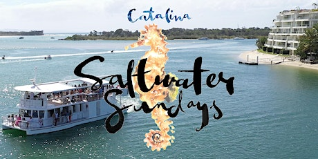 Saltwater Sundays - 12th April (Easter Sunday Long Weekend) tickets