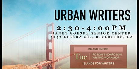 Urban Writers Online tickets