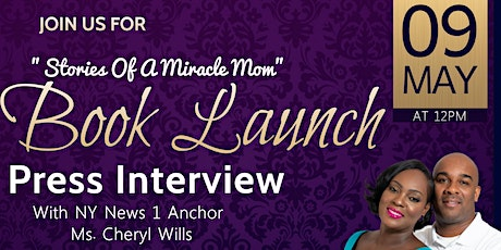 Book Launch Press Interview tickets
