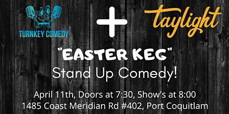 Easter Keg Comedy tickets