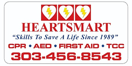 CPR Training with Heartsmart! tickets
