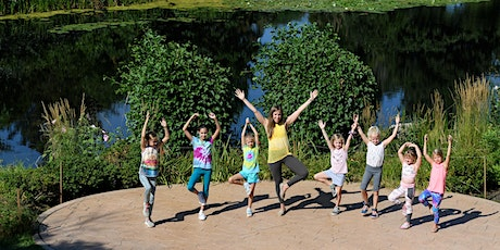 The Do Good Movement Children's Yoga Camp (Tues./Thur. 3 week sessions) tickets