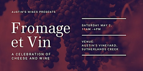 Fromage et Vin at Austin's tickets