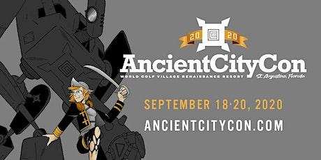 Ancient City Con 2020 tickets
