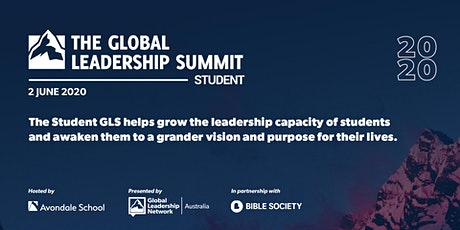 Student Global Leadership Summit 2020 tickets