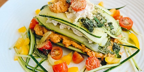 Raw, Whole-Foods, Plant-Based (Un)Cooking Class –  Dinner + Demo tickets