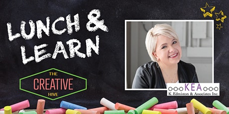 "Lunch & Learn: How to use ""Creative Thinking"" in your business tickets"