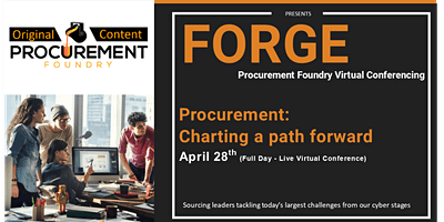 FORGE VIRTUAL CONFERENCE  –  Procurement: Charting a path forward