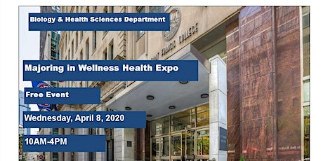 St. Francis College Annual 'Majoring In Wellness Health Expo 2020' tickets