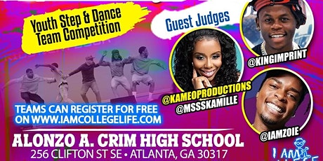 Stepping into College Life Competition tickets