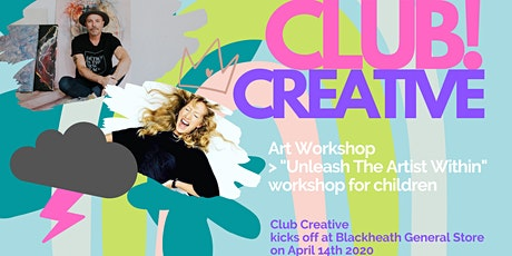 CLUB CREATIVE tickets