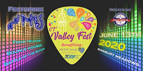 CT Valley Fest: A Beats & Eats Family Festival Featuring the Spin Doctors tickets