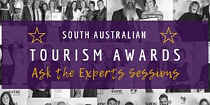 2020 SA Tourism Awards | Ask the Experts Sessions