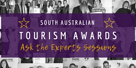 2020 SA Tourism Awards | Ask the Experts Sessions tickets
