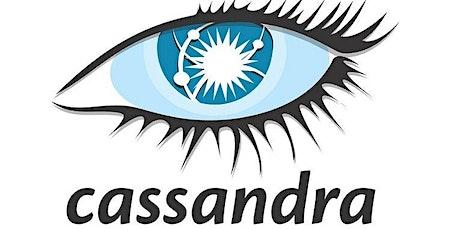 4 Weekends Cassandra Training in Edinburgh   April 11, 2020 - May 3, 2020 tickets