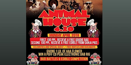 Animal house part 5 tickets