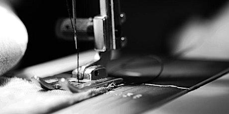 Basic Sewing Machine Workshop tickets