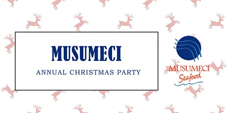 Musumeci Christmas Dinner tickets