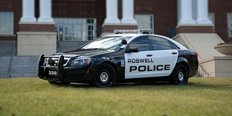 """Human Tracking Preparedness for the 9-1-1 Professional"" Roswell, GA tickets"